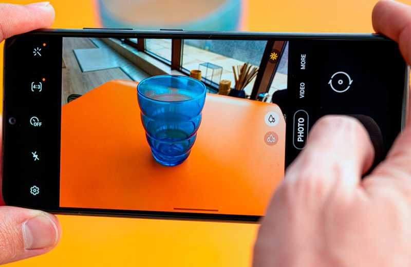Samsung Galaxy A32 тест камеры