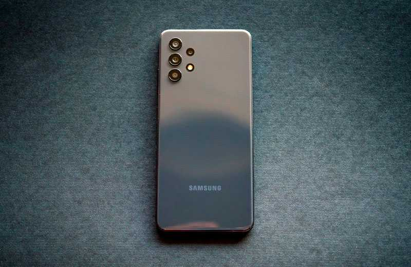 Samsung Galaxy A32 отзывы