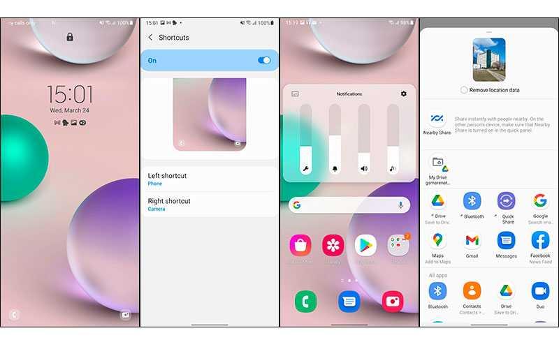 Samsung Galaxy A32 ПО