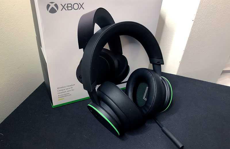 Обзор Xbox Wireless Headset