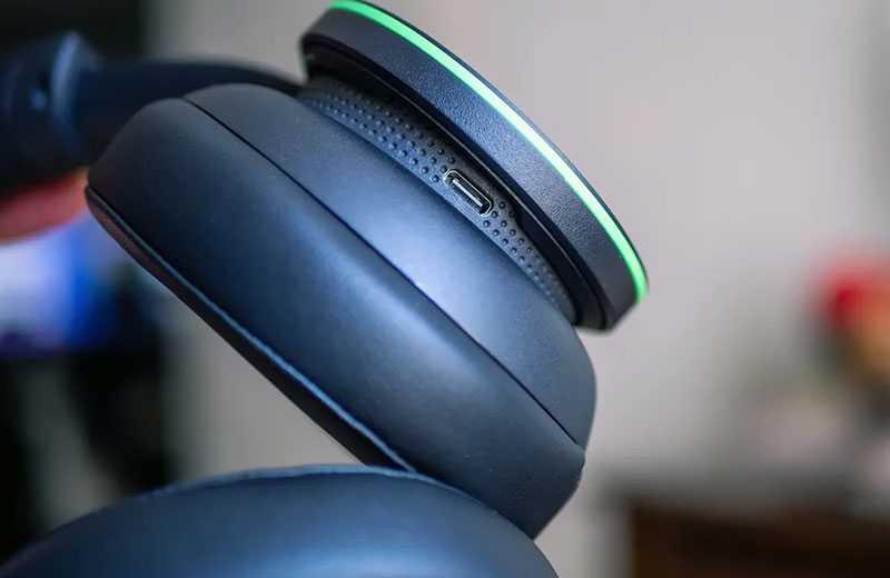 Xbox Wireless Headset на практике