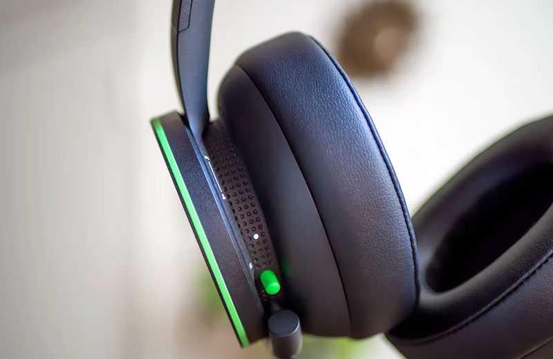 Xbox Wireless Headset игровые наушники