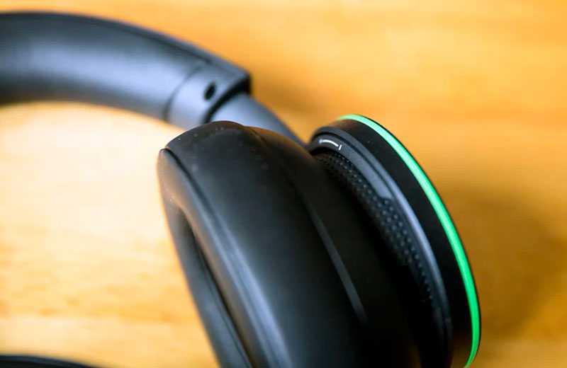 Тест Xbox Wireless Headset