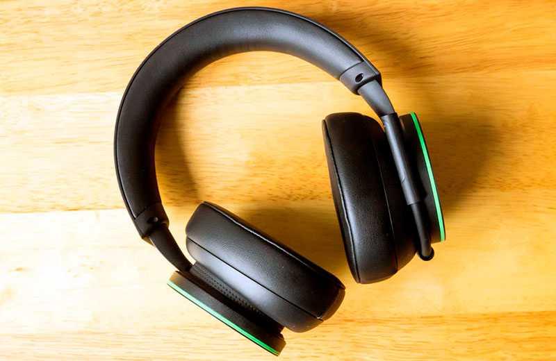 Xbox Wireless Headset обзор