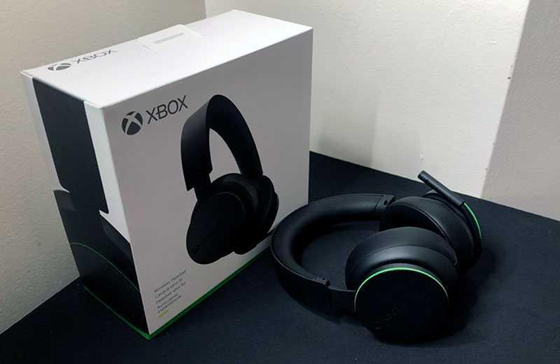 Xbox Wireless Headset отзывы
