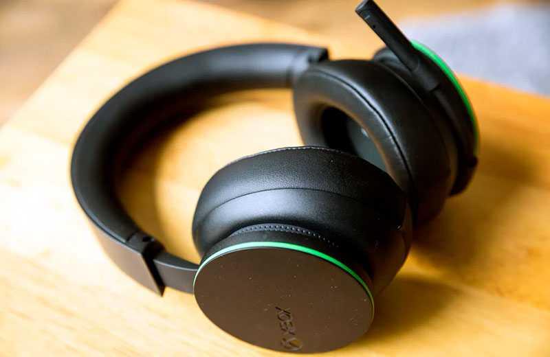 Автономность Xbox Wireless Headset