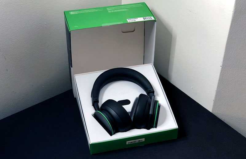 Характеристики Xbox Wireless Headset