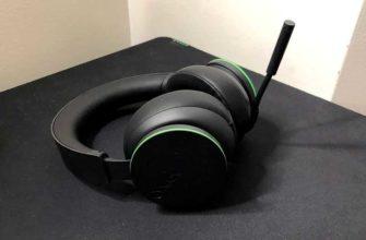 Обзор Xbox Wireless Headset беспроводной гарнитуры — Отзывы TehnObzor