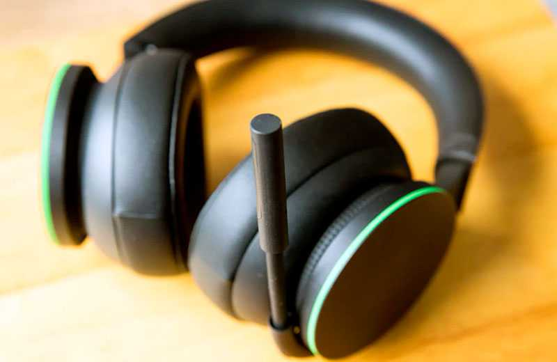 Наушники Xbox Wireless Headset
