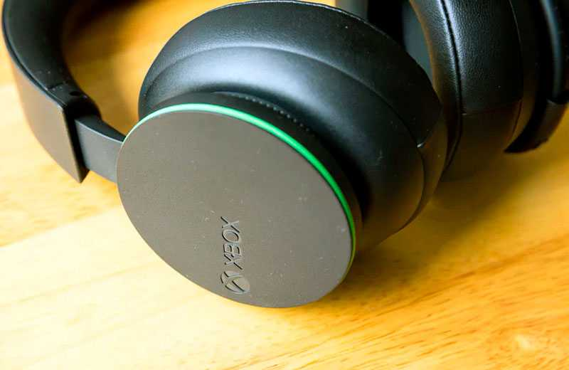 Дизайн Xbox Wireless Headset