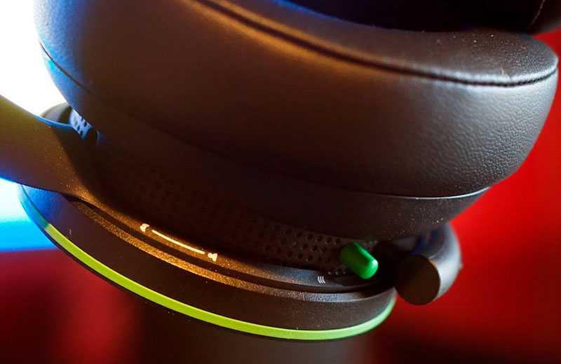 Xbox Wireless Headset управление