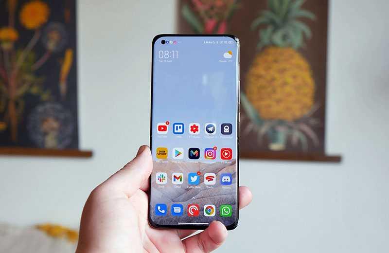 Панель экрана Xiaomi Mi 11 Ultra