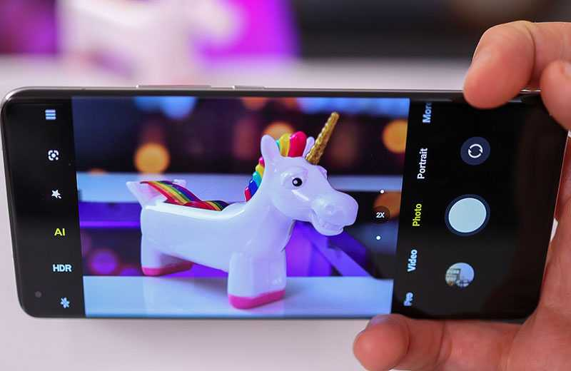 Xiaomi Mi 11 Ultra съёмка видео