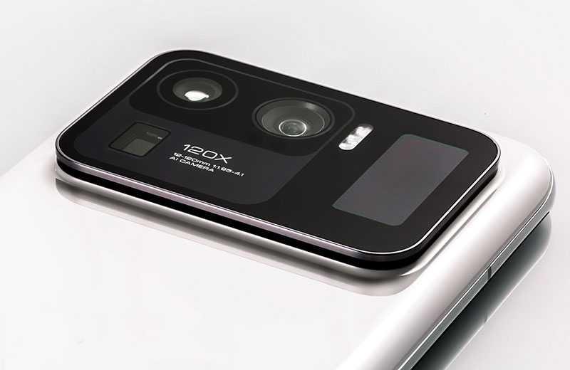 Xiaomi Mi 11 Ultra камера смартфона
