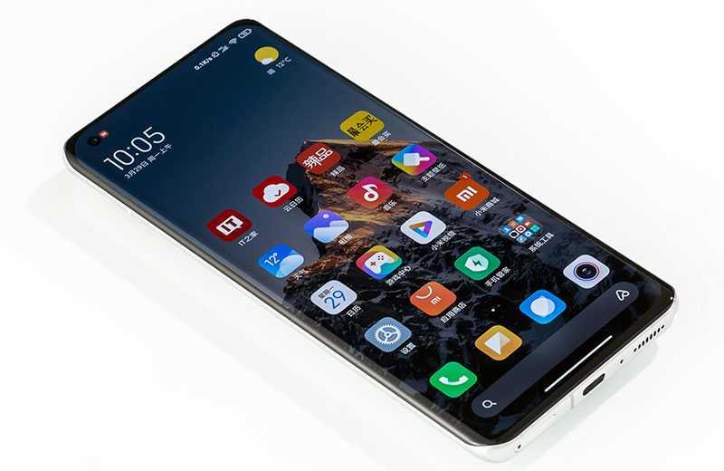 ОС Xiaomi Mi 11 Ultra