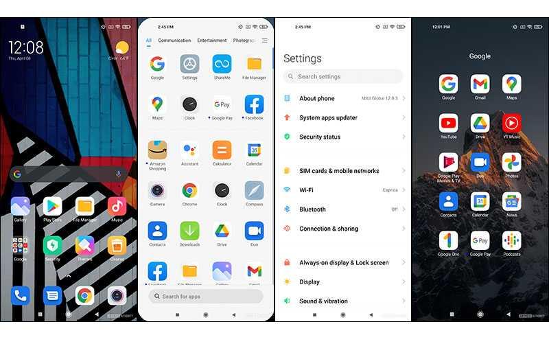 ПО Xiaomi Mi 11 Ultra
