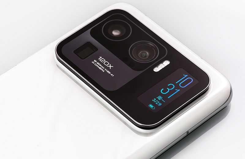 Xiaomi Mi 11 Ultra характеристики