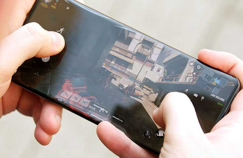 Xiaomi Mi 11 Ultra в играх