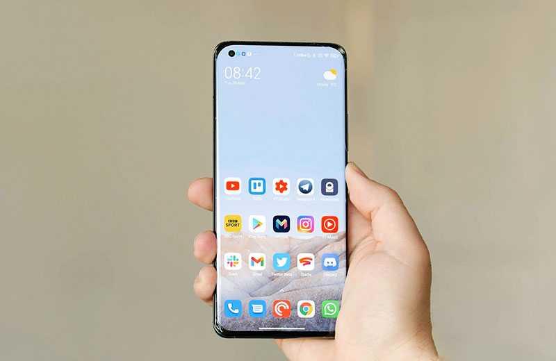 Экран Xiaomi Mi 11 Ultra