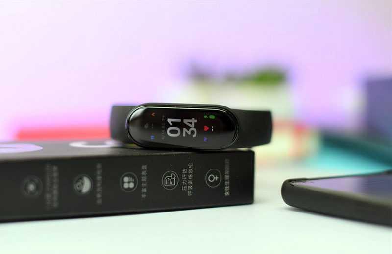 Xiaomi Mi Band 6 отзывы
