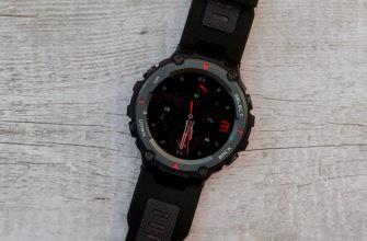 Обзор Amazfit T-Rex Pro смарт-часов с GPS: доступных, прочных и долговечных — Отзывы TehnObzor