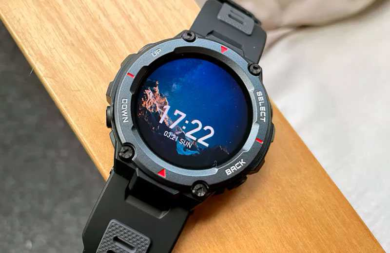 Часы Amazfit T-Rex Pro