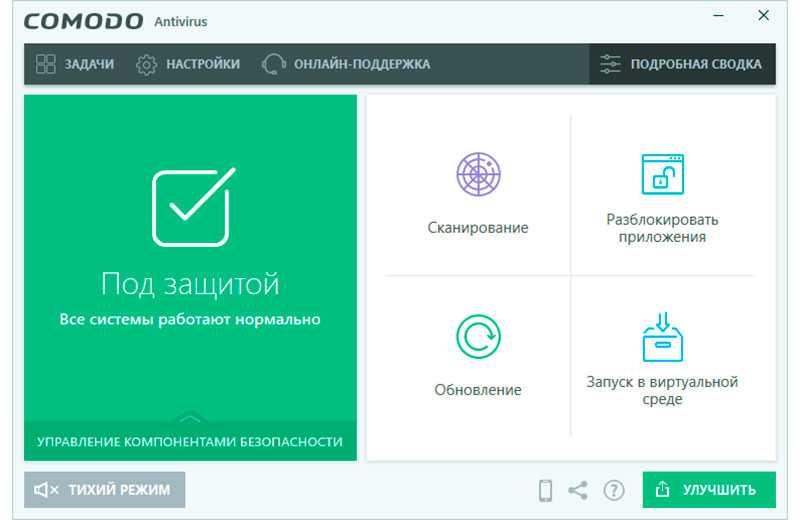 Comodo Antivirus 2021