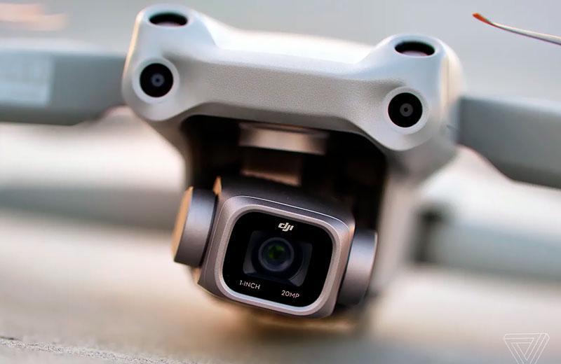 DJI Air 2S режимы съёмки