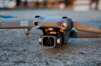 Обзор DJI Air 2S квадрокоптера с 1-дюймовой камерой 5,4K, характеристики, сравнения — Отзывы TehnObzor