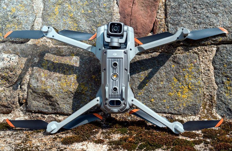 Обзор квадрокоптера DJI Air 2S