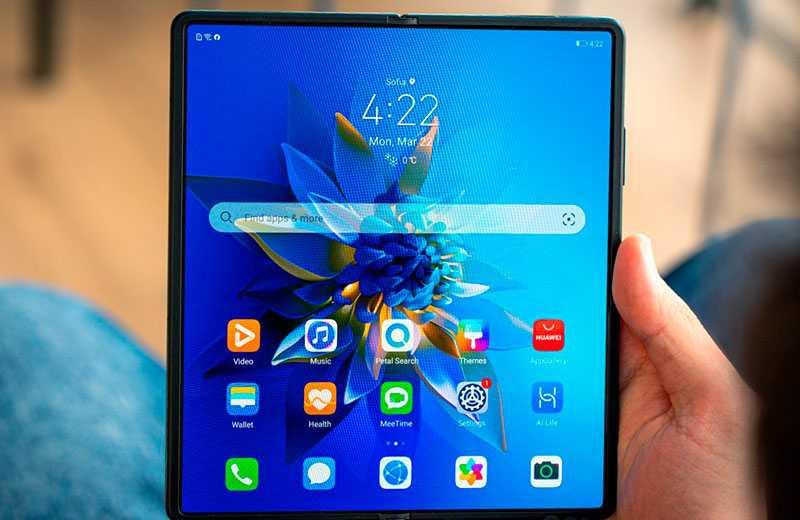 Обзор Huawei Mate X2