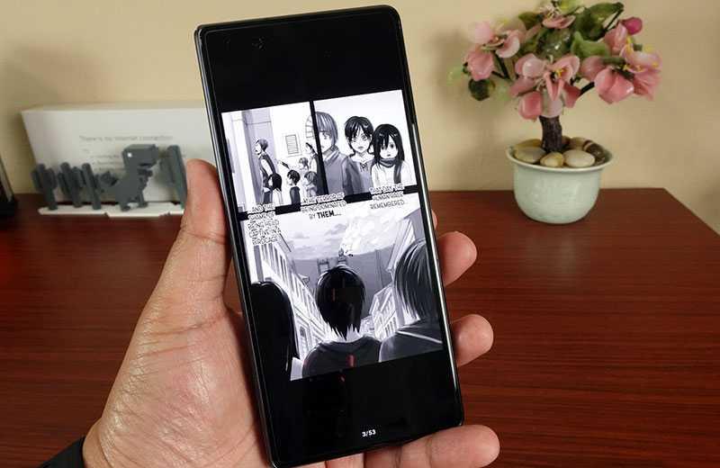 Дополнительный экран Huawei Mate X2