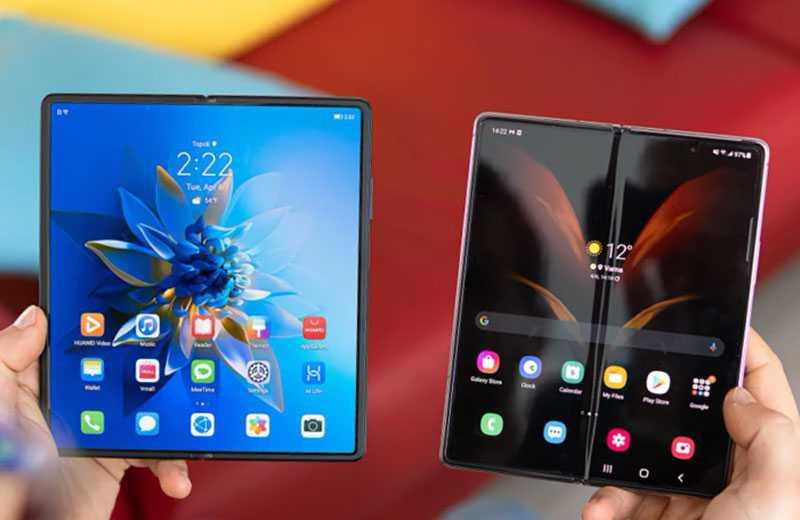 Huawei Mate X2 раскладной экран