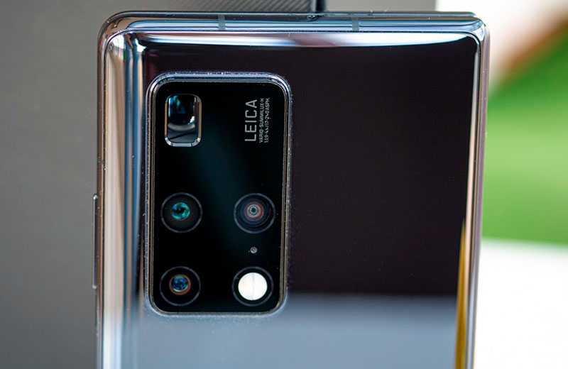 Камеры Huawei Mate X2
