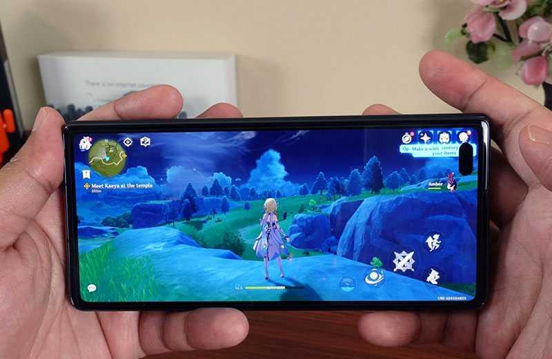 Huawei Mate X2 в играх