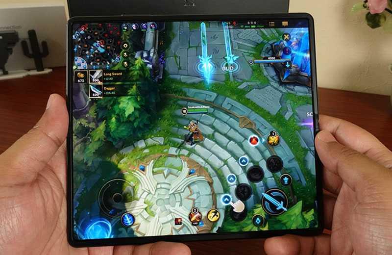 Huawei Mate X2 обзор