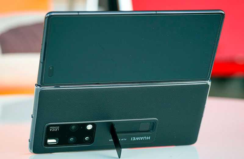 Huawei Mate X2 звук