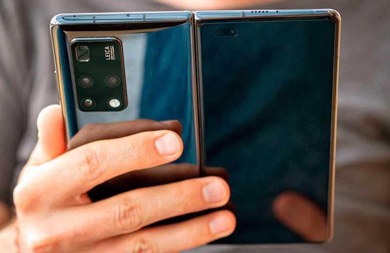 Раскладной смартфон Huawei Mate X2