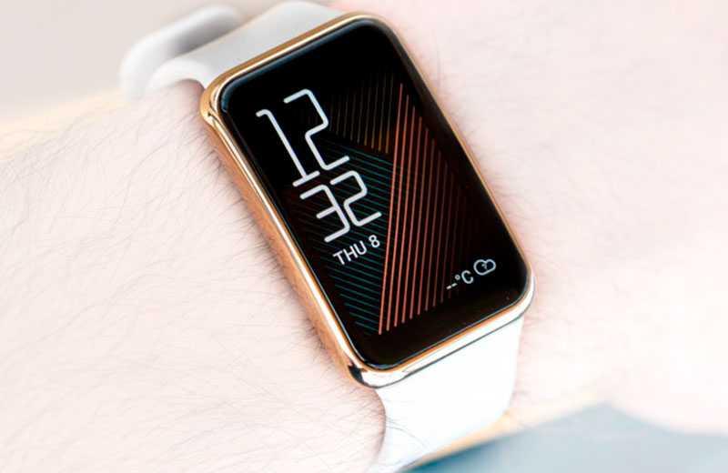 Обзор умных часов Huawei Watch Fit Elegant