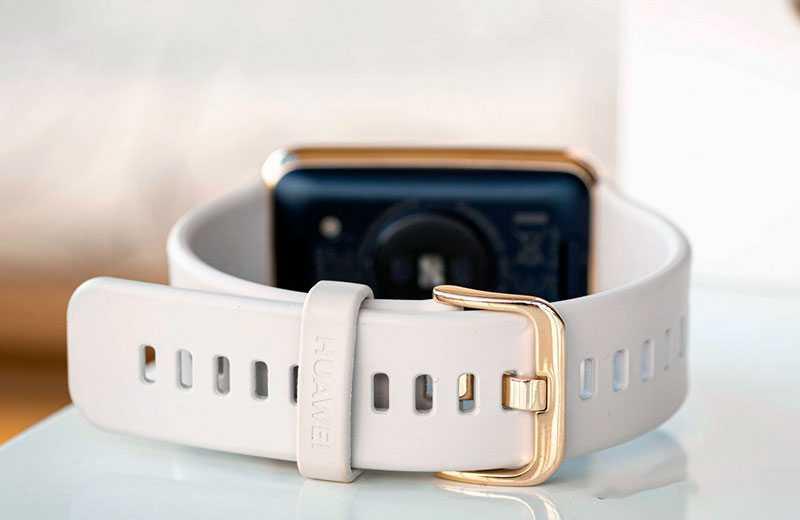 Умные часы Huawei Watch Fit Elegant