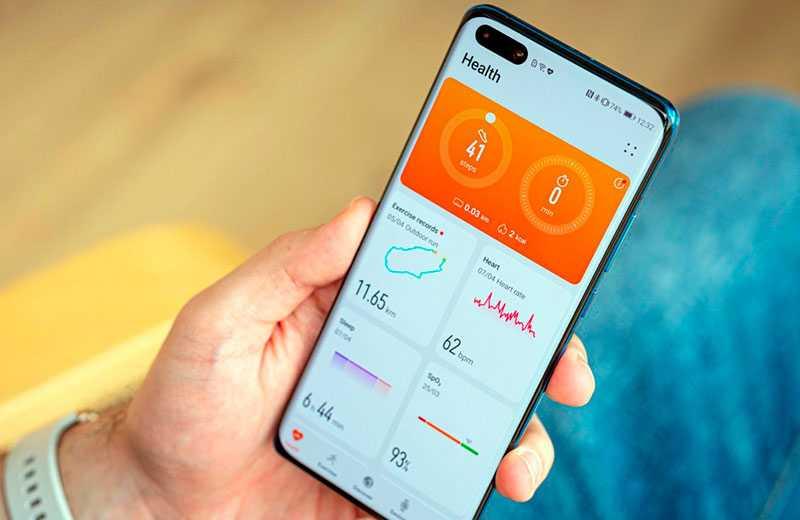 Тест Huawei Watch Fit Elegant