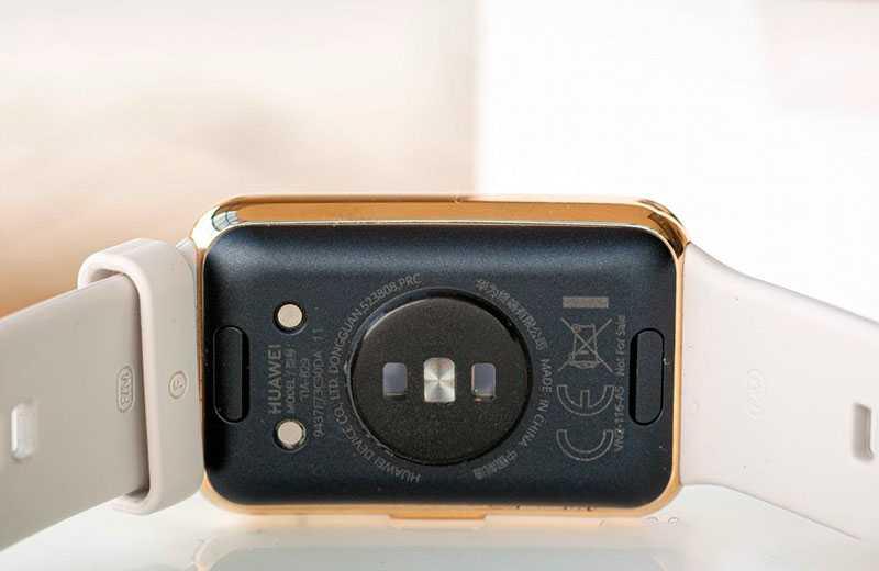 Автономность Huawei Watch Fit Elegant