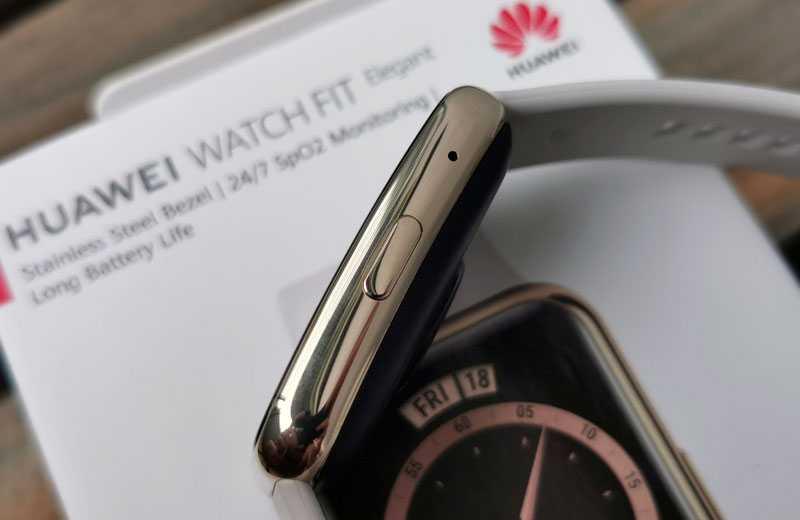 Huawei Watch Fit Elegant отзывы