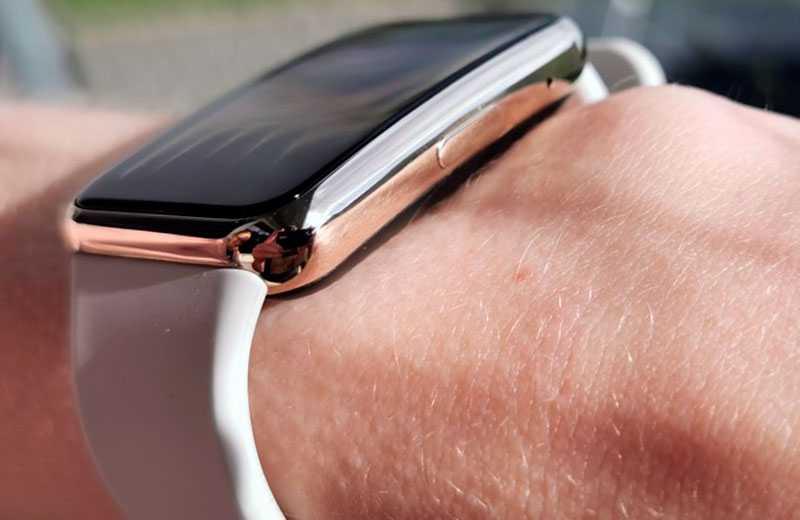 Дизайн Huawei Watch Fit Elegant