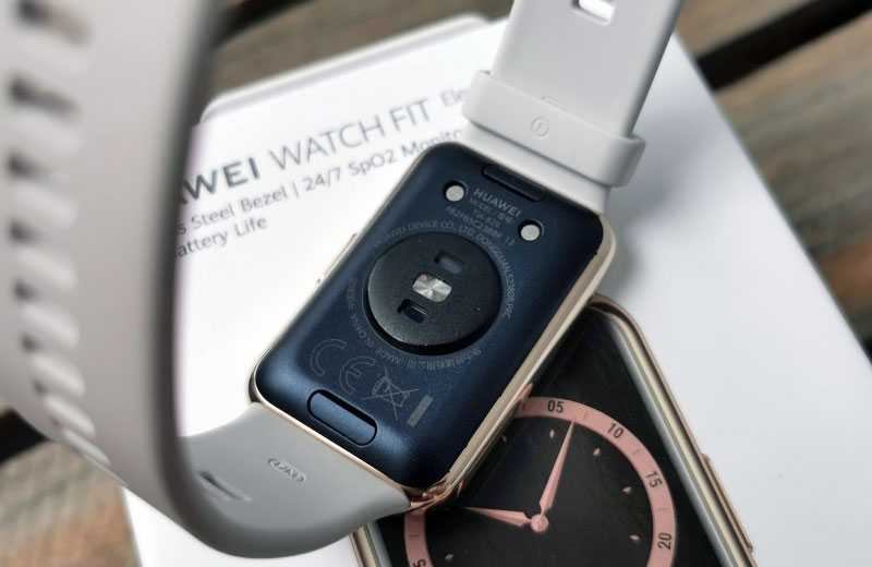 Часы Huawei Watch Fit Elegant