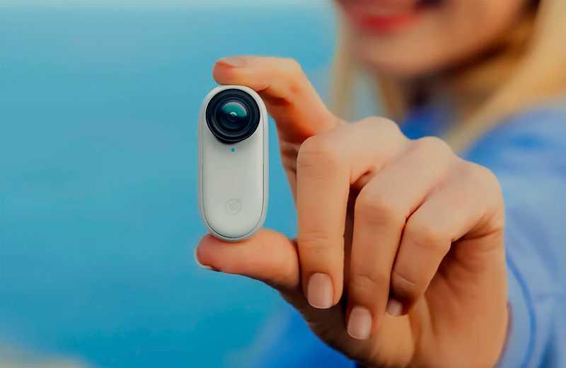 Обзор Insta360 Go 2: маленькой экшн-камеры: хаактеристики, фото — Отзывы TehnObzor