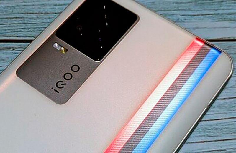 Камеры iQOO 7