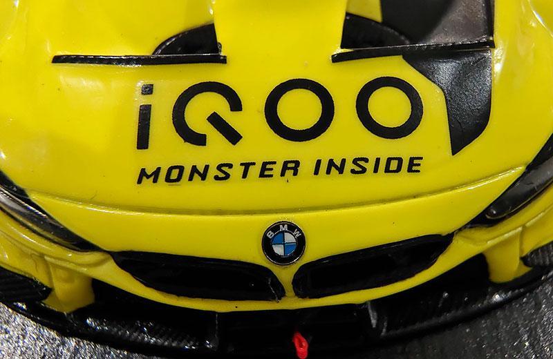 iQOO 7 5G макросъёмка