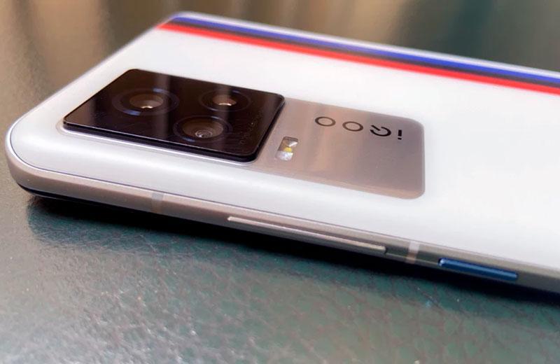Смартфон iQOO 7 5G