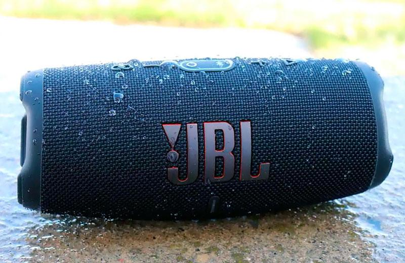 Тест JBL Charge 5